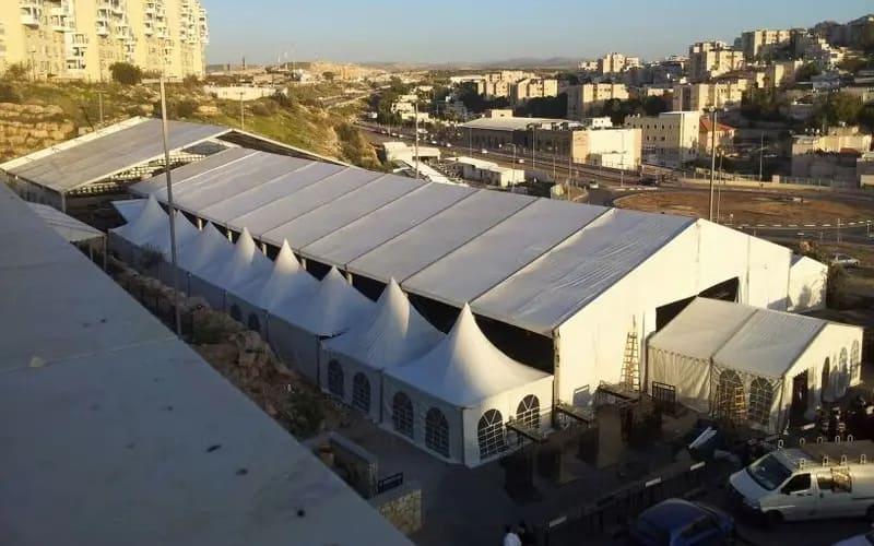 כיסוי וידאו ראשי אוהלי ישראל