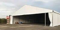אוהל איחסון ענק למכירה