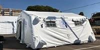 אוהל לוגיסטי למכירה