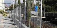 גדרות ומחסומים לאירועים רבי משתתפים