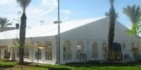 אוהל קירוי למגרשי ספורט